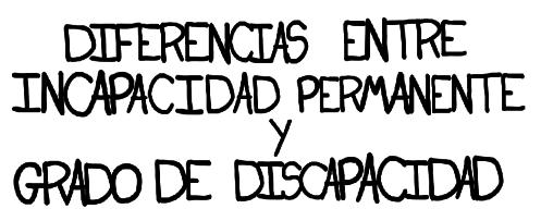 abogado incapacidad permanente Sevilla, Málaga.