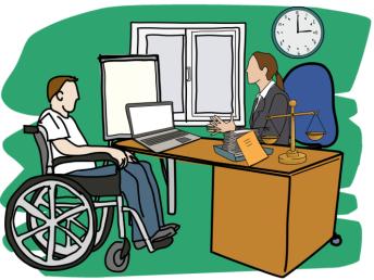 solicitar discapacidad, incapacidad permanente, minusvalía.