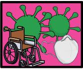 medidas discapacidad coronavirus, trabajadores con coronavirus, erte cornonavirus, covid-19,