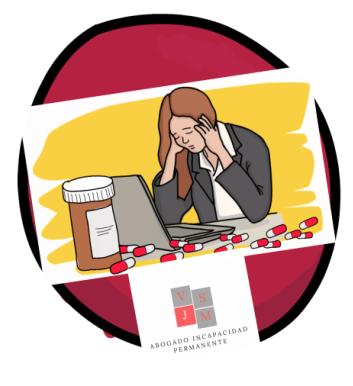 incapacidad permanente fibromialgia, SQM, SFCem, Madrid, Zaragoza, Huesca, Jaca, Lèrida.